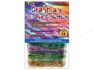 tie dye kit: Toner Craftlace Designer Tie Dye Collection