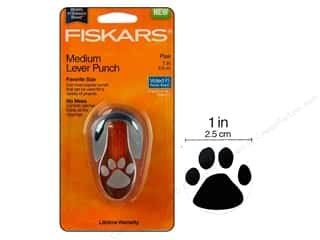 Fiskars Punch Lever 1&quot; Paw