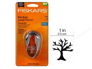 Fiskars Punch Lever 1&quot; Tree