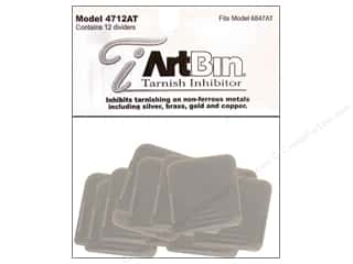 ArtBin: ArtBin Tarnish Inhibitor Divider Pack 12 pc. Medium