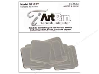 Brand-tastic Sale ArtBin: ArtBin Tarnish Inhibitor Divider Pack 12 pc. Large