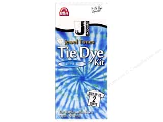 Gloves Clearance Crafts: Jacquard Tie Dye Kit Jewel Tones Sapphire
