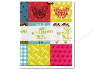 Ecojot EcoNote Cards 4x5&quot; Quilt 12pc