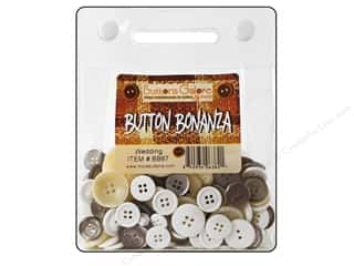 Buttons Galore Button Bonanza 8oz Wedding