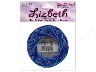 Handy Hands: Lizbeth Thread Size 20  #122 Caribbean