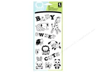 Inkadinkado Clear Stamp Baby Animals