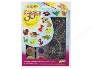 Suncatchers Kelly's Suncatcher Group Pack: Kelly's Suncatcher Group Pack Dinosaur 12pc