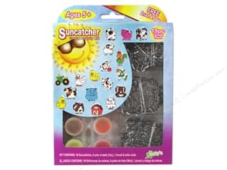 Kelly's Suncatcher Group Pack Farm 18pc
