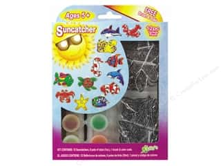 Suncatchers Kelly's Suncatcher Group Pack: Kelly's Suncatcher Group Pack Ocean 12pc