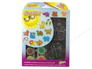 Kelly's Projects & Kits: Kelly's Suncatcher Group Pack Zoo 12pc