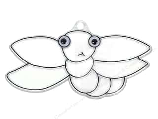 Kelly's Suncatcher Bulk Google Eye Small Dragonfly (3 pieces)