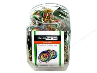 Baumgartens Bins Rubber Bands .5oz Assorted