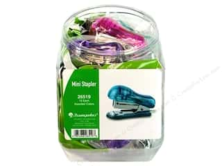 Baumgartens Mini Stapler Bin Assorted (16 pieces)