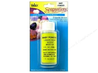 Soap Making Supplies Yaley Soapsations Liquid Color 1 oz: Yaley Soapsations Liquid Scent 1oz Baby Powder