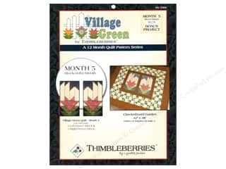 Village Green Month #5 Pattern