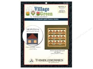 Village Green Month #6 Pattern