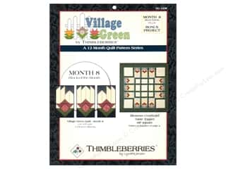 Village Green Month #8 Pattern