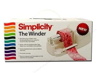 Simplicity The Winder Machine