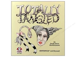 paper craft books: Totally Tangled Book