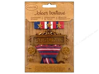 Holiday Sale: Jolee&#39;s Boutique Stickers Parcel Dad Medal