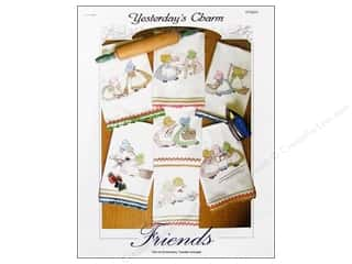Yesterday's Charm Home Decor Patterns: Yesterday's Charm Friends Pattern