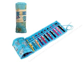 Floss Holder: DMC StitchBow Floss Holder Roll Blue Print