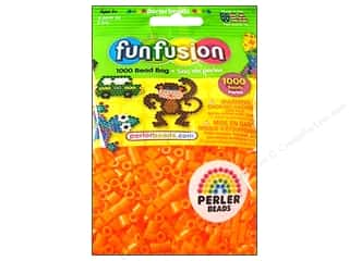 Perler Fused Bead Orange 1000pc