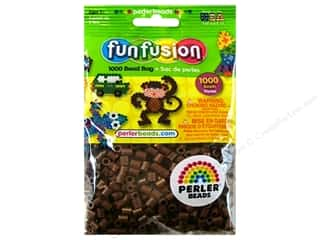 Perler Fused Bead Brown 1000pc