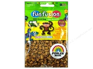 Perler Fused Bead Light Brown 1000pc