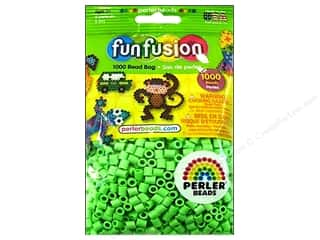 Perler Fused Bead Pastel Green 1000pc