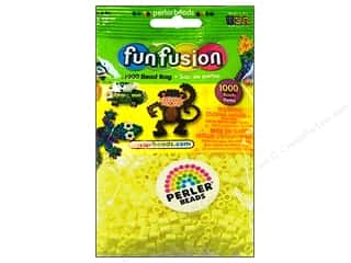 Perler Fused Bead Pastel Yellow 1000pc