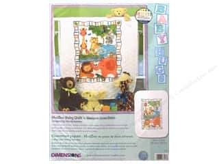 "Dimensions Cross Stitch Kit 34""x 43"" Modzoo Quilt"