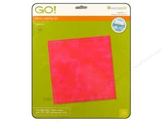 Weekly Specials AccuQuilt: AccuQuilt Go! Die Square 6 1/2 in.
