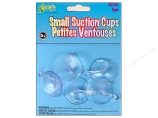 Kelly's Basic Components: Kelly's Accessories Suction Cups Small 5pc