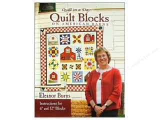 Quilt Blocks On American Barns Book