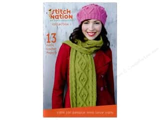 Coats & Clark Books Stitch Nation Collection 1 Book