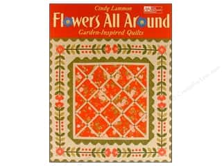That Patchwork Place Flowers All Around Book