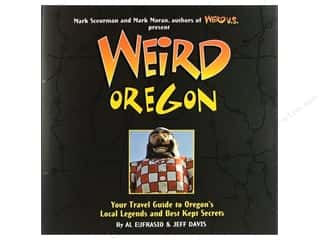 Gifts & Giftwrap Books: Sterling Weird Oregon Book