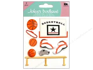 Jolee&#39;s Boutique Stickers Basketball