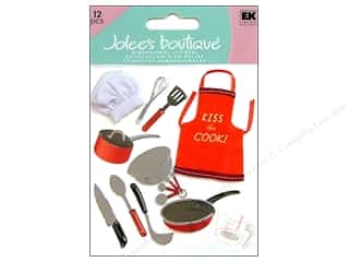Clearance Blumenthal Favorite Findings: Jolee's Boutique Stickers Cooking