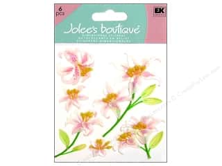 Stickers Lily: Jolee's Boutique Stickers Beautiful Lilies