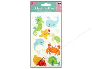 beache $6 - $7: Jolee's Boutique Stickers Large Baby Sea Creatures