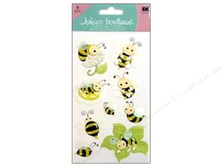 Jolee's Boutique Stickers Large Bumblebees