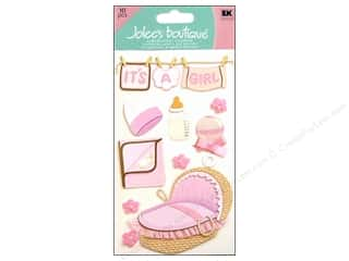 Jolee's Boutique Stickers Large Baby Girl