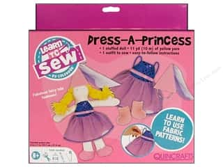 Colorbok Learn To Kit Dress A Princess