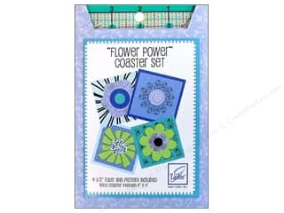 June Tailor Ruler Square 4.5 & Coaster Pattern