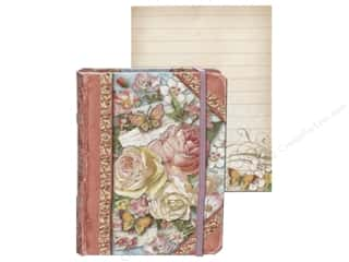 Punch Studio Pocket Book Tiny Roses