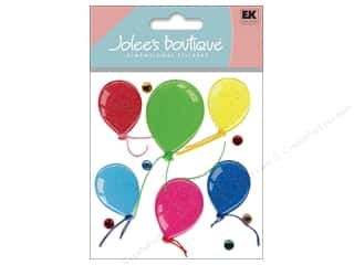 Jolee&#39;s Boutique Stickers Party Balloons