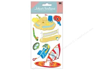Jolee&#39;s Boutique Stickers Large Beach Activities