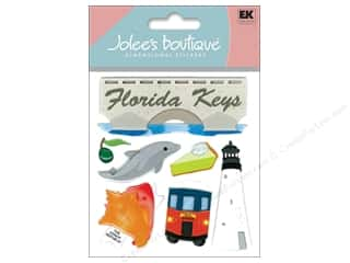 Jolee's Boutique Stickers Florida Keys